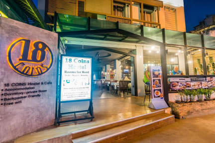 Photos of 18 Coins Cafe & Hostel