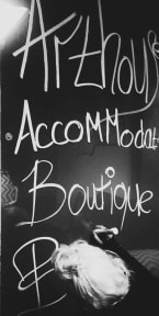 Foto di ArtHouse Accommodation Boutique Backpackers