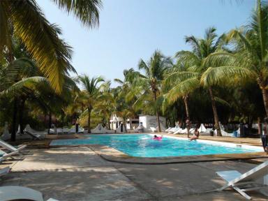 Foton av Hotel Awalé Plage - Village Vacances