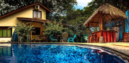 Foto di Tamarindo Backpackers