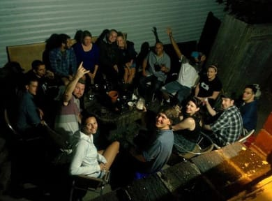 Foto di Halifax Backpackers