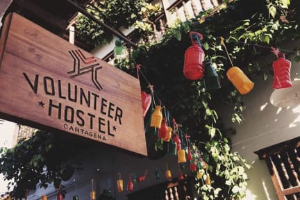 Volunteer Hostel Cartagenaの写真
