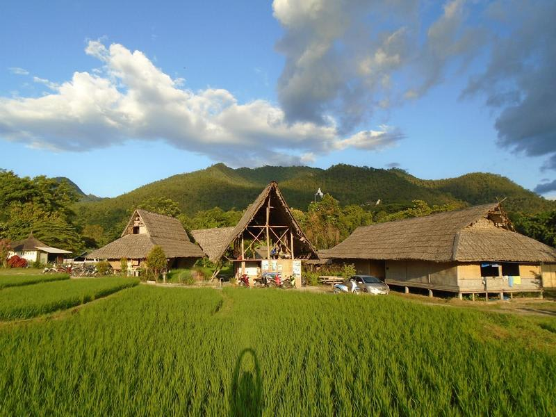 Spicypai Backpackers one of the best hostels in Pai, Thailand