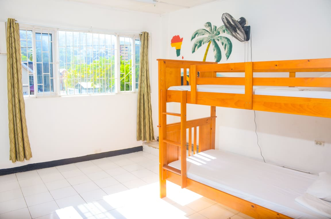 Reggae Hostel in Ocho Rios, Jamaica