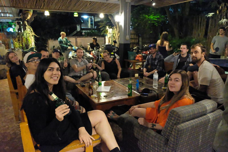 Happy House Backpackers in Pai, Thailand