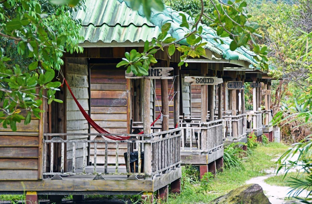 Mad Monkey Koh Rong Samloem, Koh Rong Samloem, Cambodia