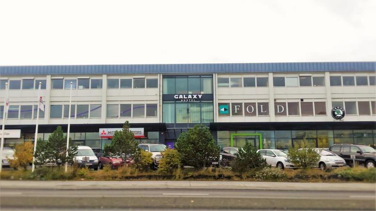 Galaxy Pod Hostel, Reykjavik, Iceland