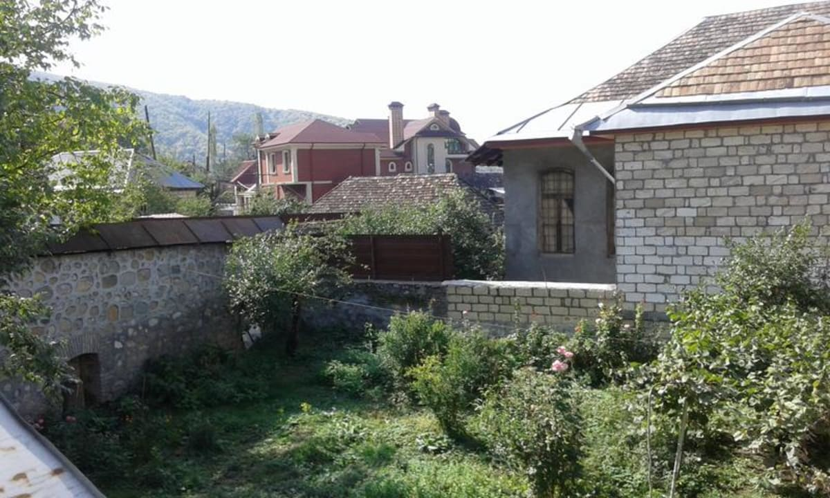 Host Ilgar, Sheki, Azerbaijan hostel