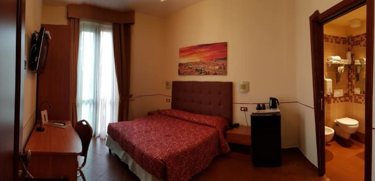 Hotel Ester Florence in Florence, Italy, Italy