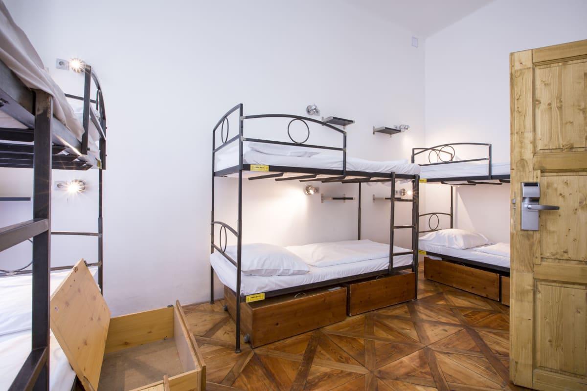 Sophie's Hostel, Prague, Czech Republic