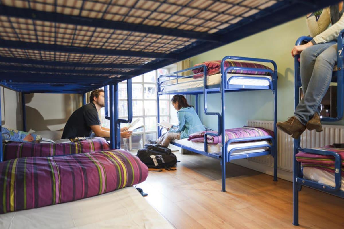 Isaacs Hostel, Dublin, Ireland hostel