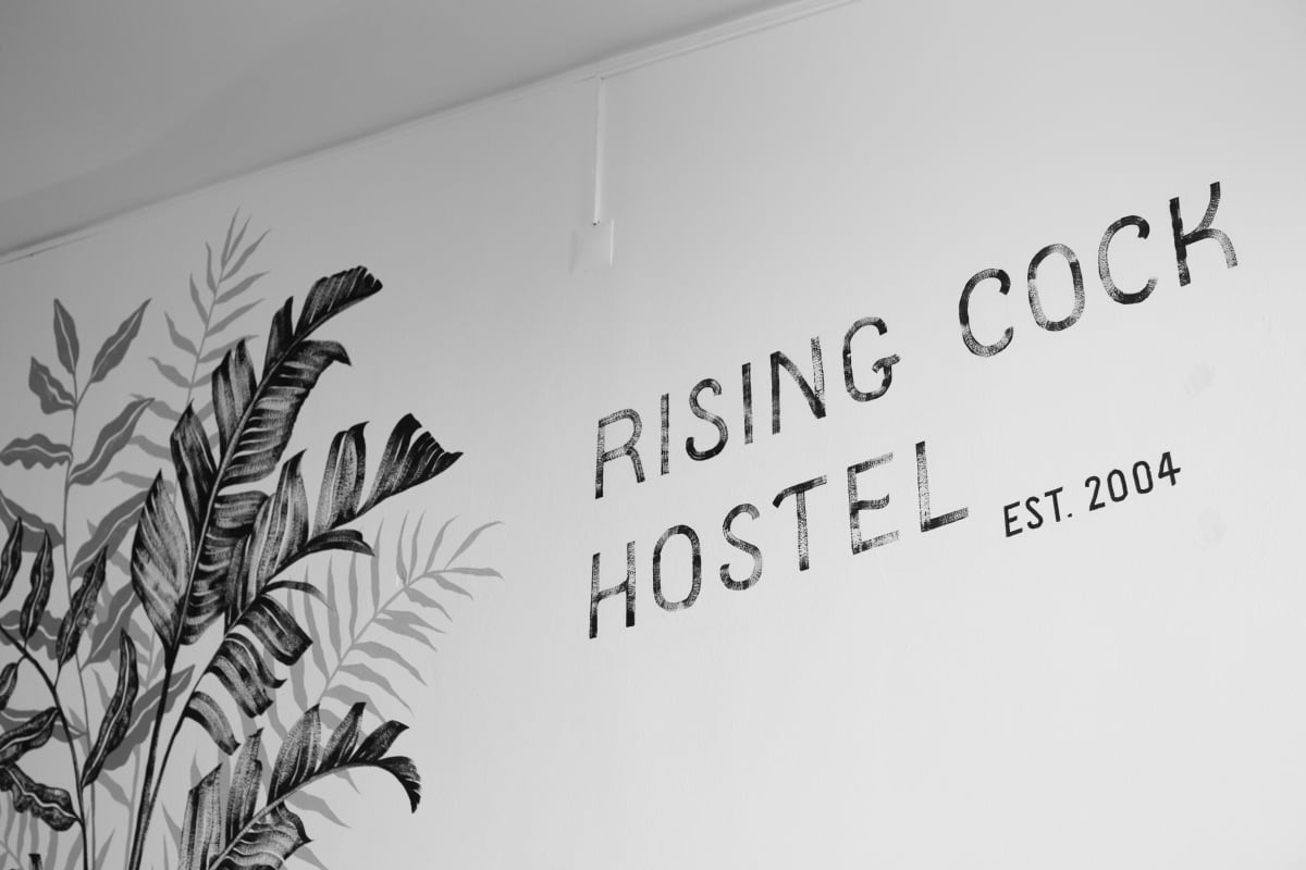 Rising Cock Party Hostel, Lagos, Portugal
