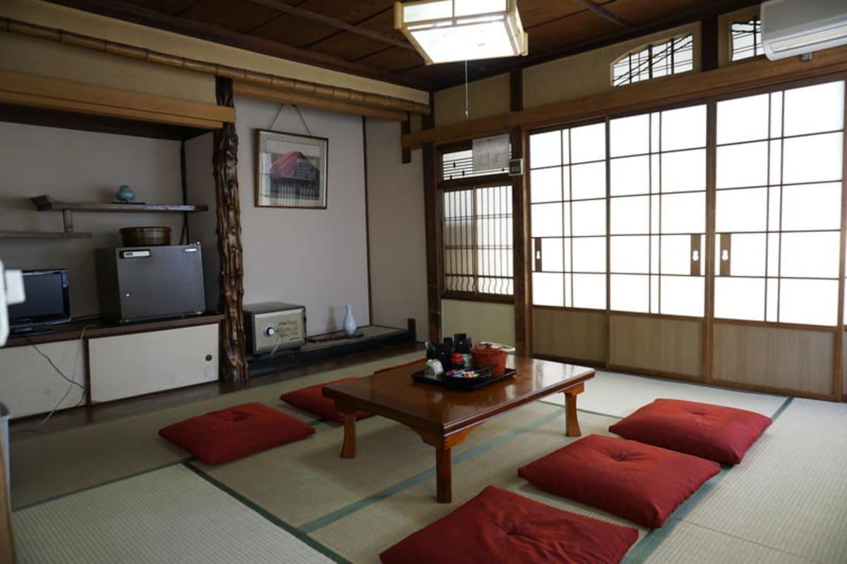Homeikan, Tokyo, Japan hostel