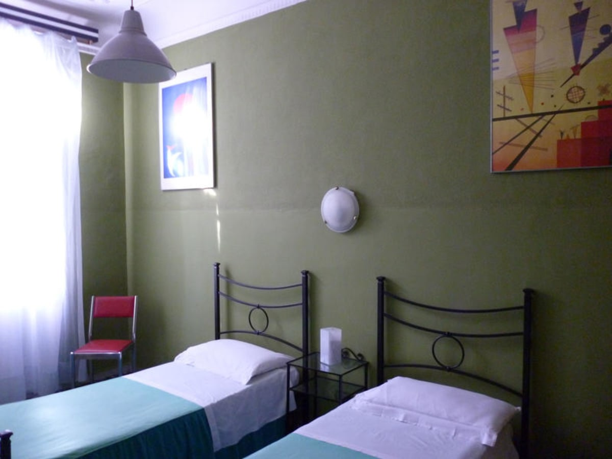 Pensione Giamaica for Girls and Ladies, Rome, Italy hostel