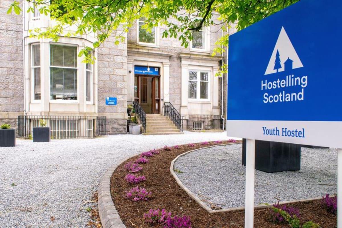 Aberdeen Youth Hostel, Aberdeen, Scotland