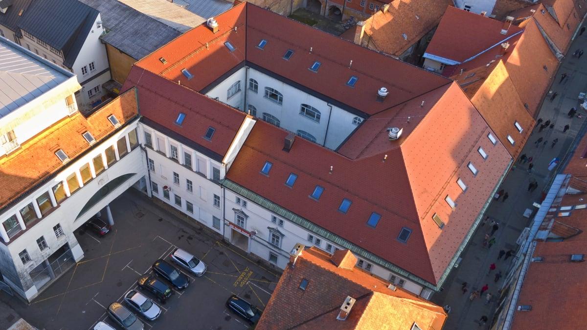 Uni Youth Hostel, Maribor, Slovenia