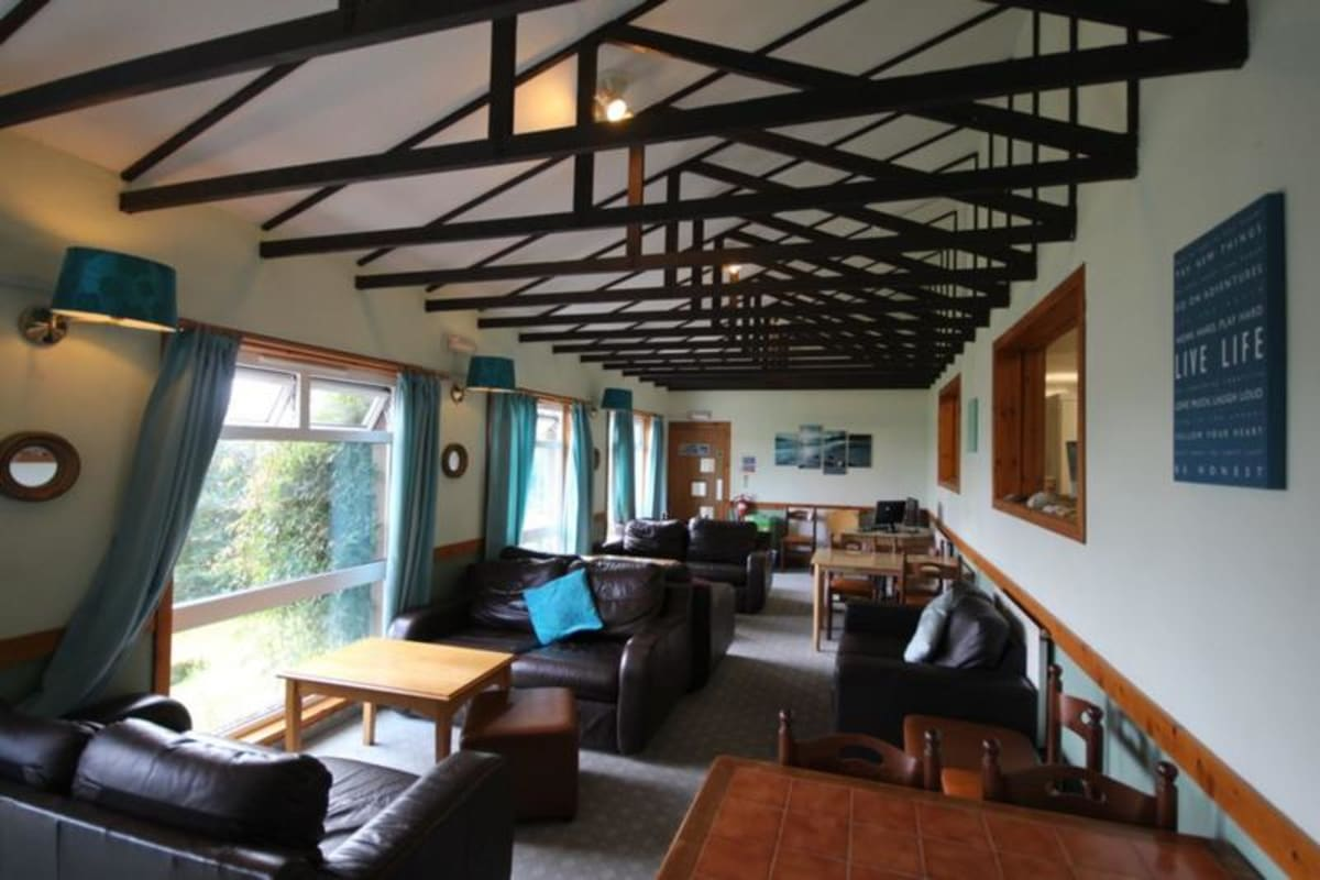 Broadford Youth Hostel, Isle of Skye, Scotland hostel