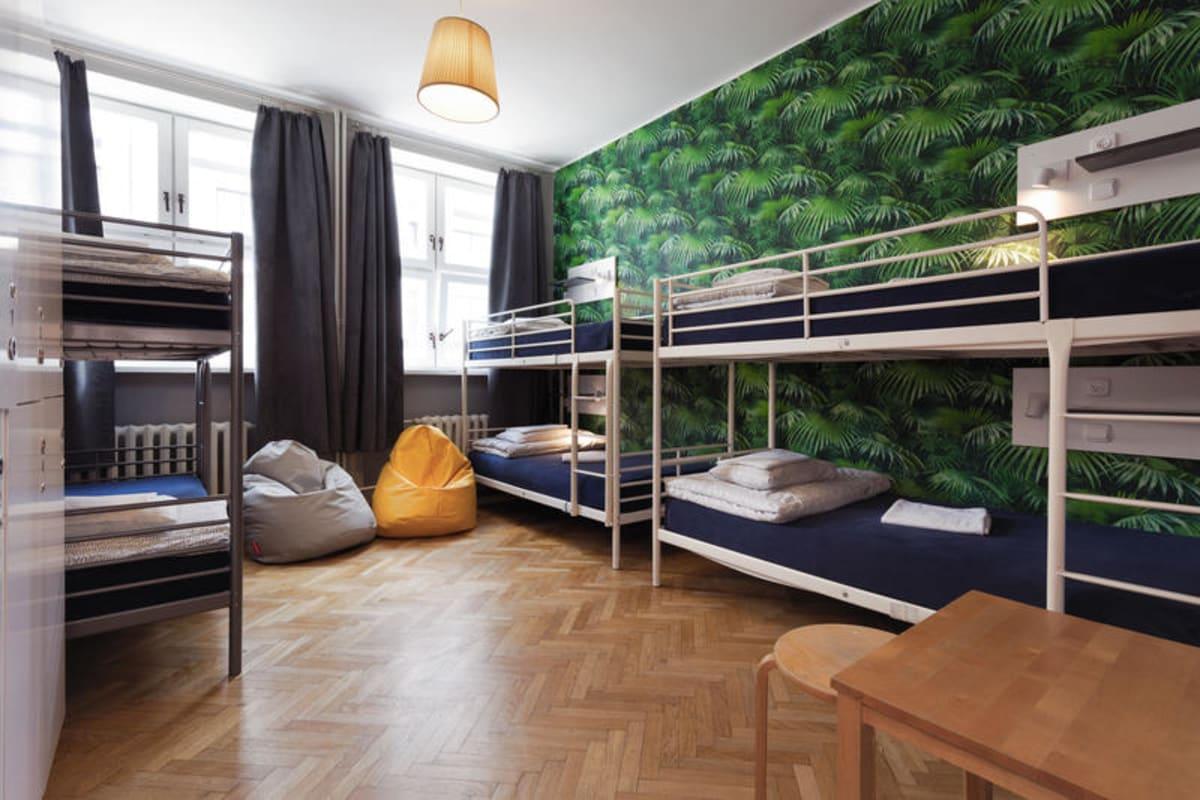 Tatamka Hostel, Warsaw, Poland hostel