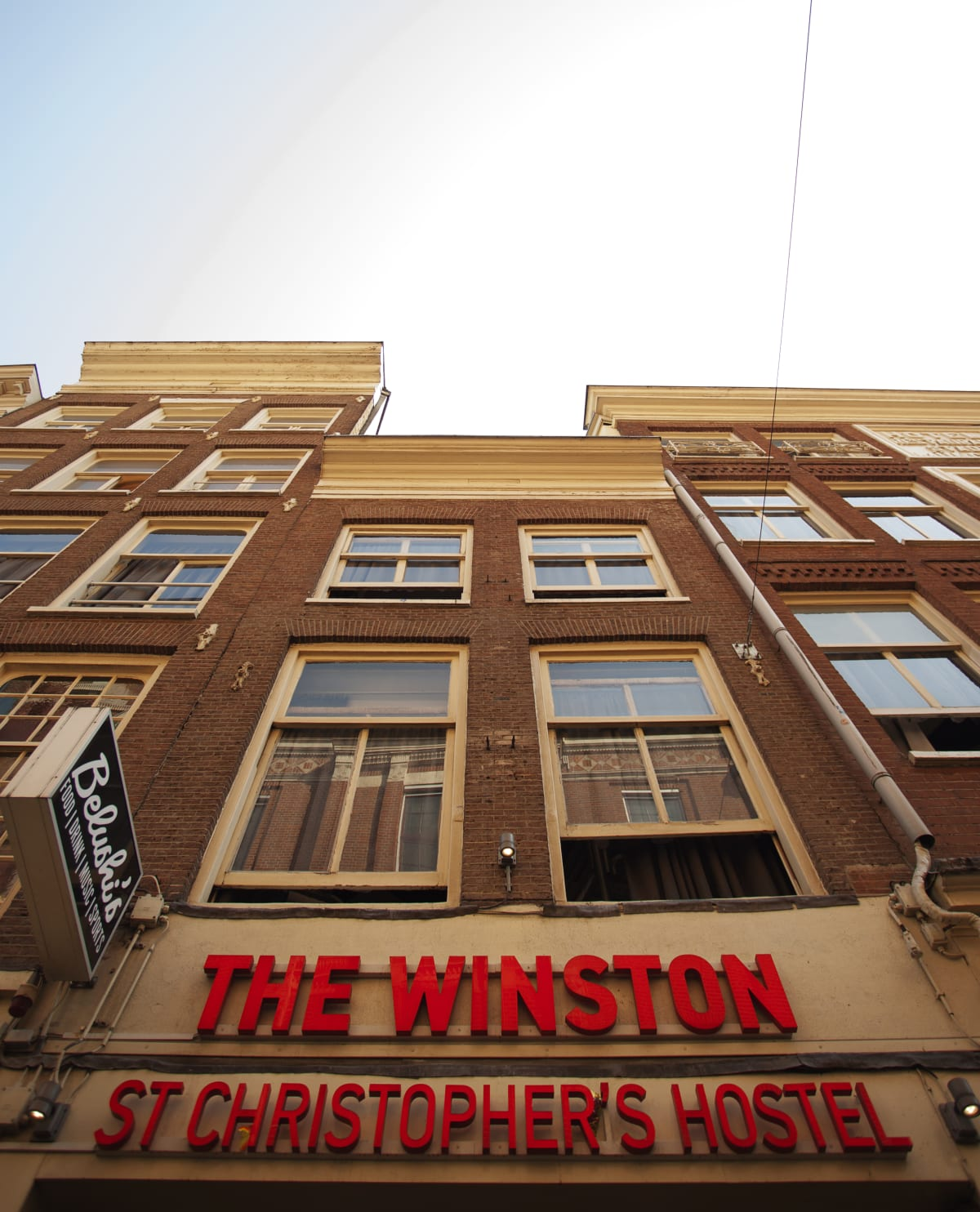 St Christopher's at The Winston, Amsterdam + Reviews, Netherlands