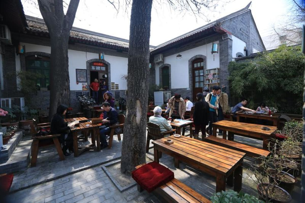 7 Sages(Qixian)Youth Hostel, Xi'an, China