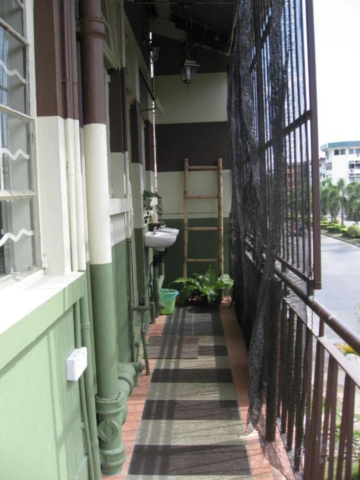Borneo Backpackers, Kota Kinabalu, Malaysia hostel