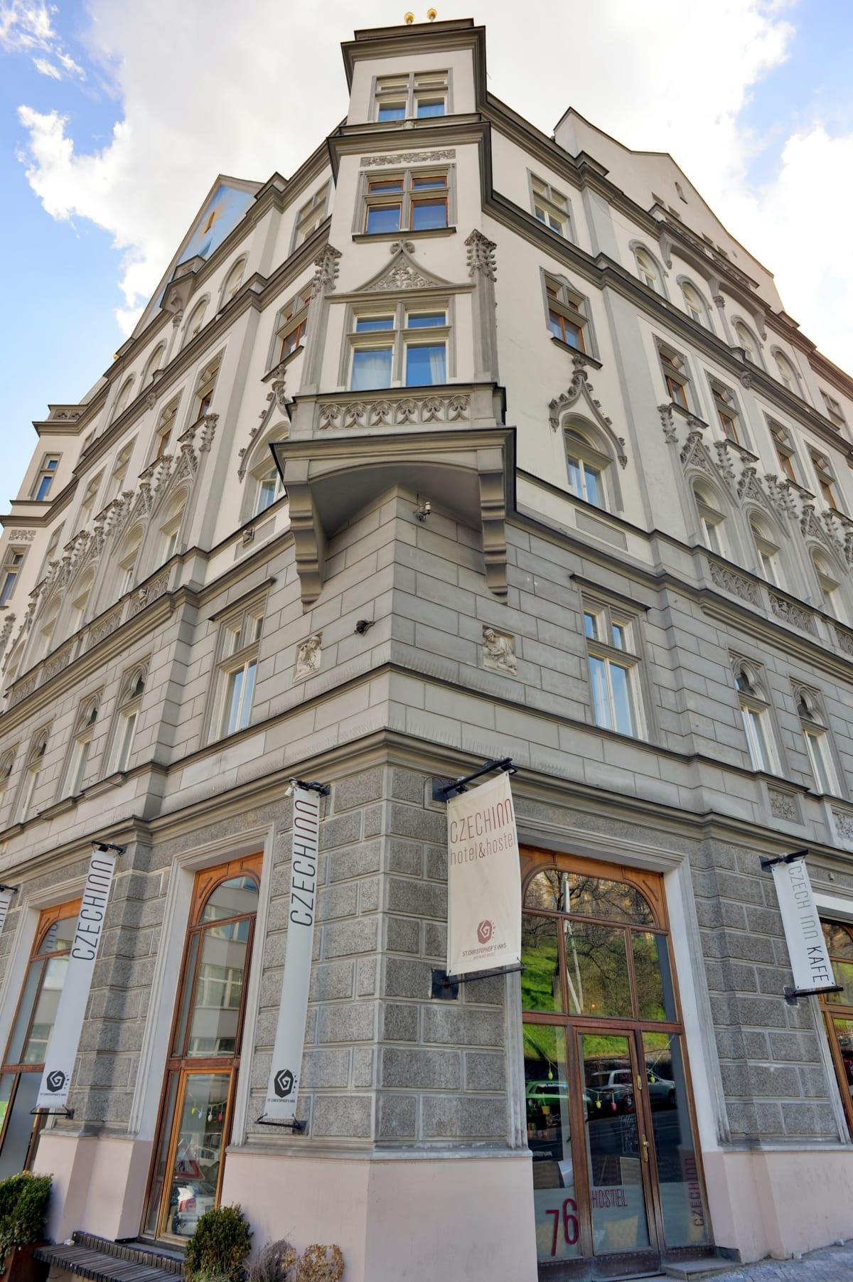 Czech Inn, Prague, Czech Republic hostel