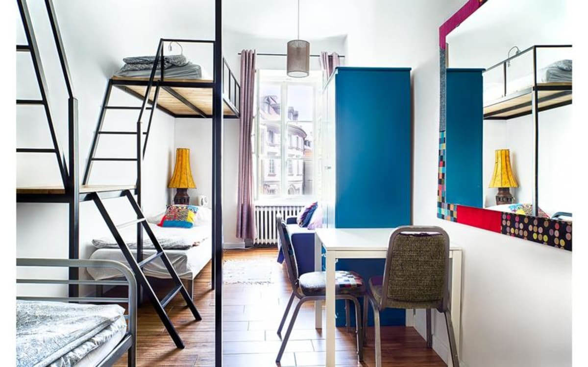 Old Town Kanonia Hostel and Apartments, Warsaw, Poland