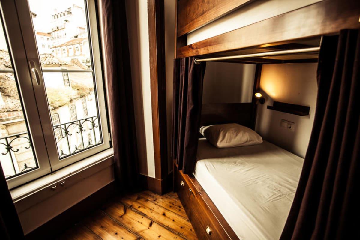 Home Lisbon Hostel, Lisbon, Portugal