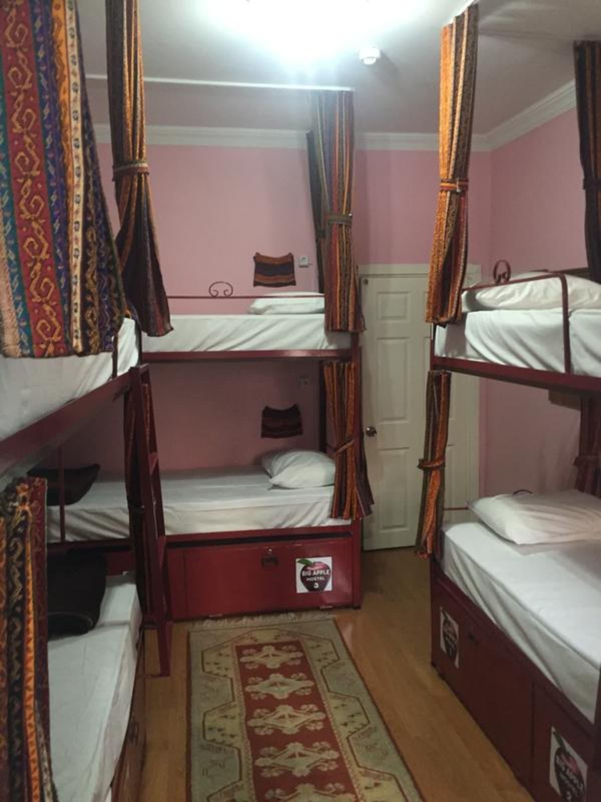 Big Apple Hostel, Istanbul, Turkey hostel