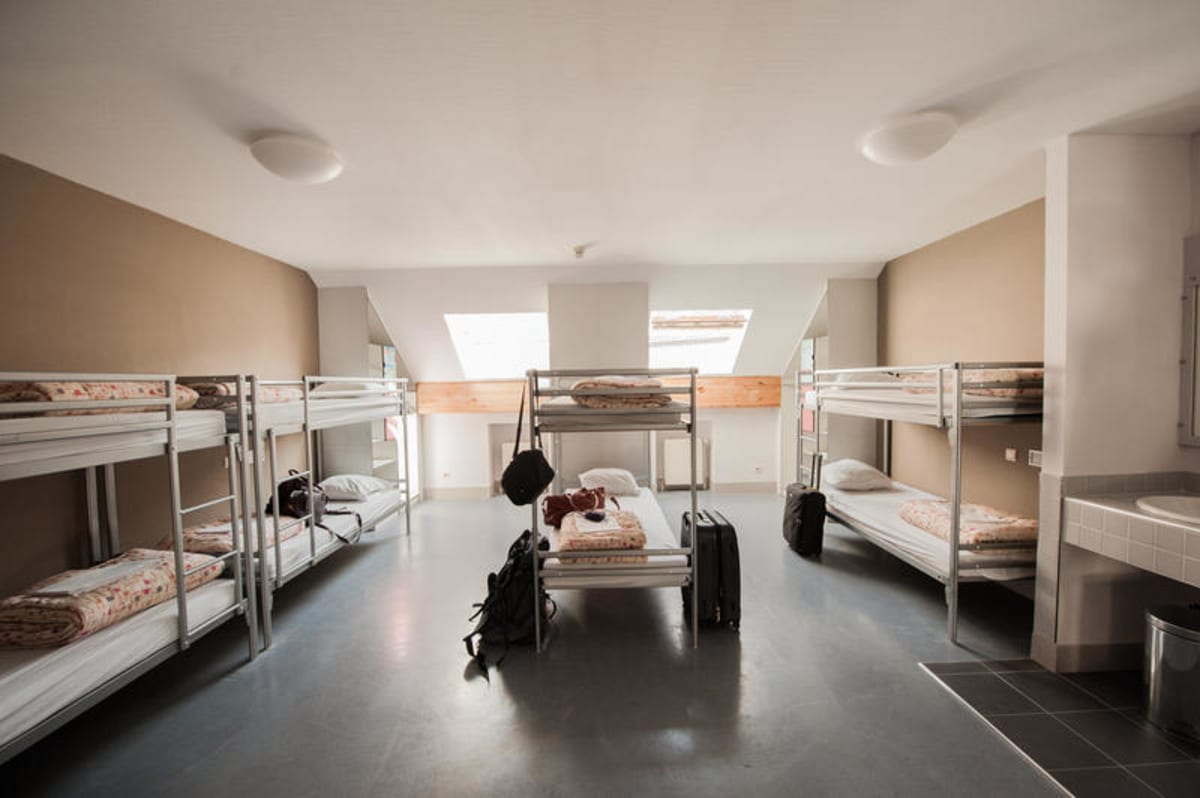Jacques Brel Youth Hostel, Brussels, Belgium