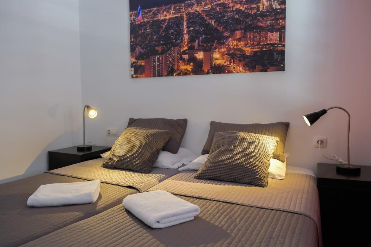 HelloBCN Hostel, Barcelona, Spain