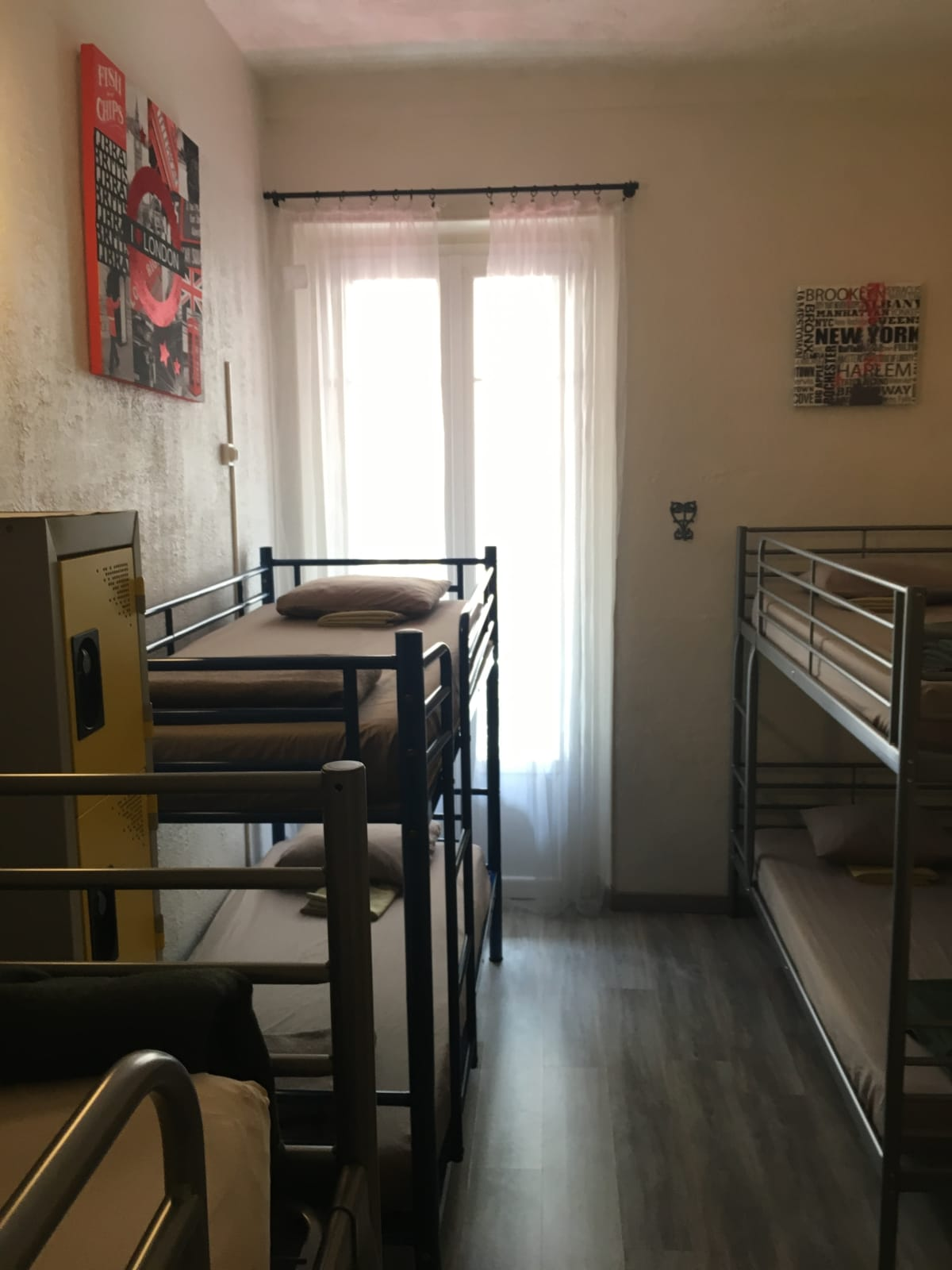 Backpacker's Hostel Chez Patrick, Nice, France hostel