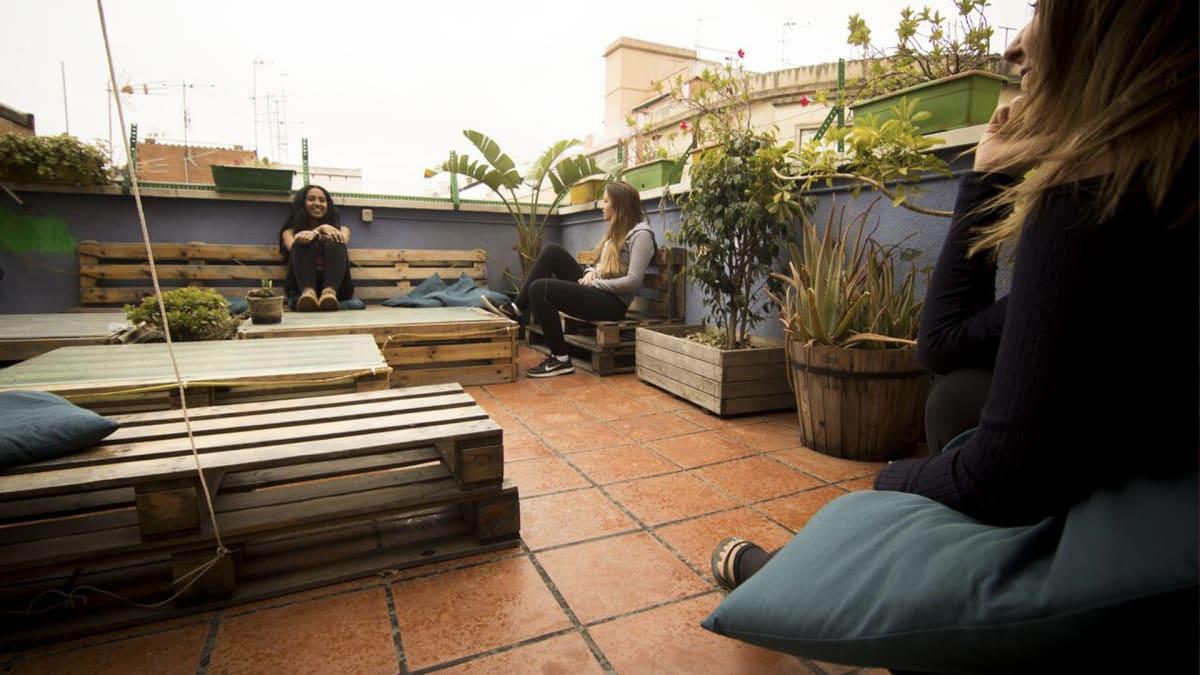 Hostel One Sants, Barcelona, Spain