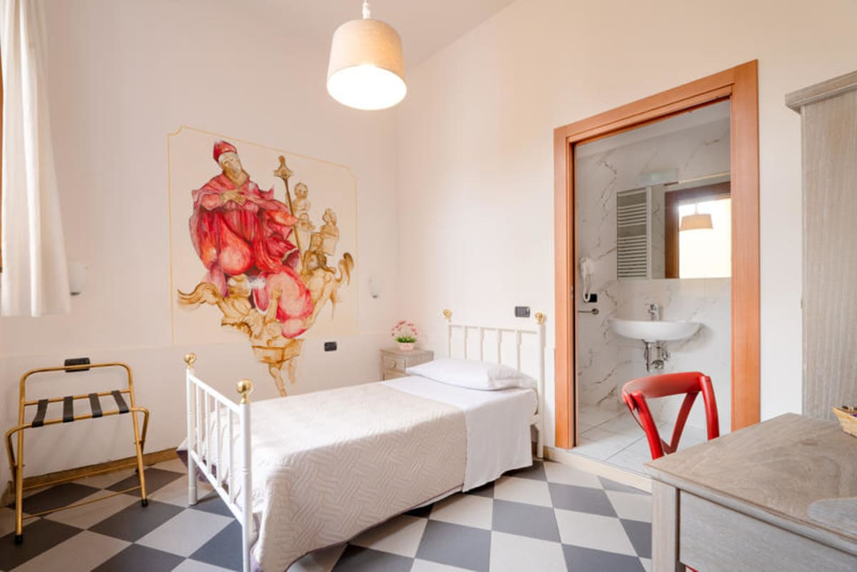 Archi Rossi Hostel, Florence, Italy