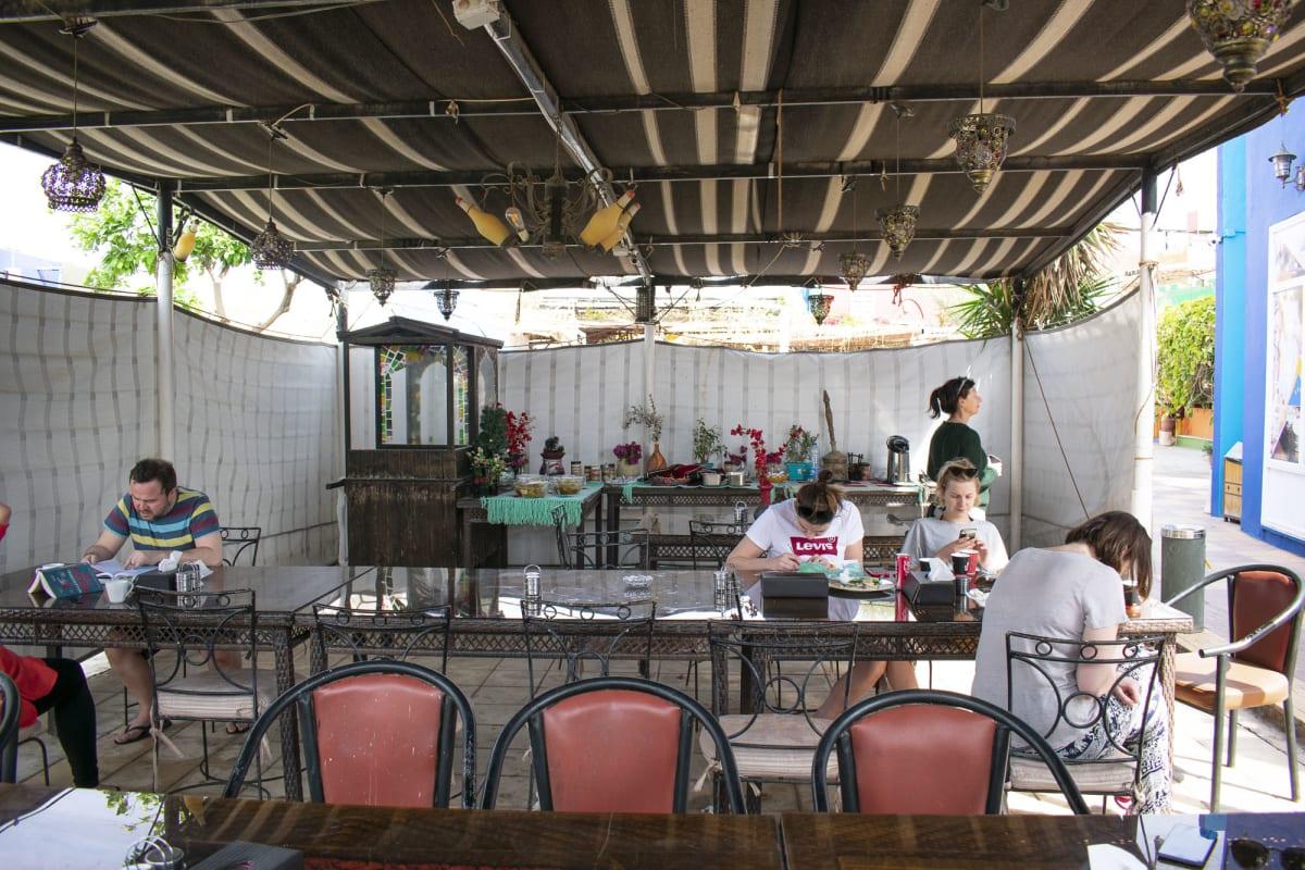 Bedouin Garden Village Aqaba, Aqaba, Jordan hostel
