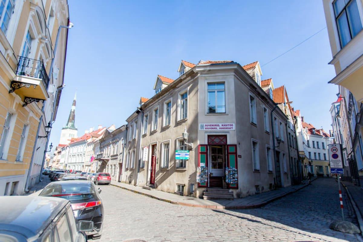 Old Town Alur Hostel, Tallinn, Estonia hostel