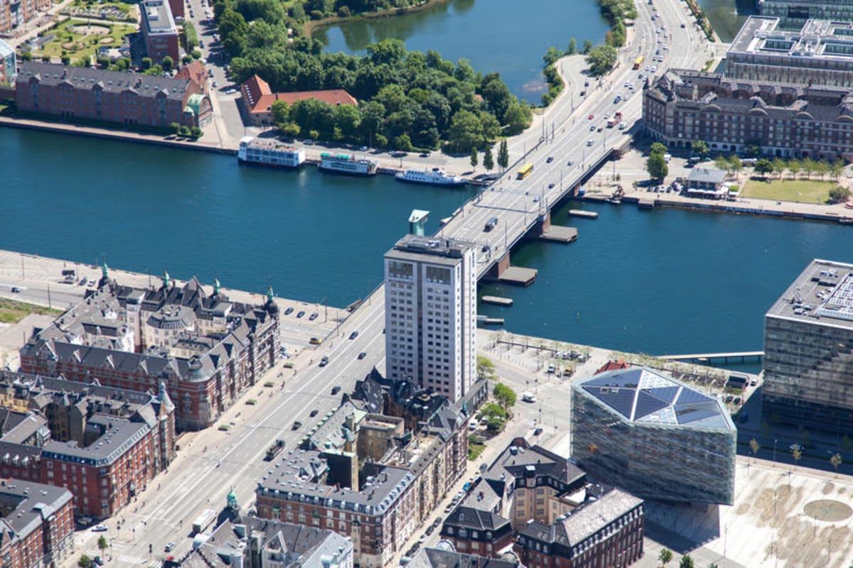 Danhostel Copenhagen City, Copenhagen, Denmark hostel