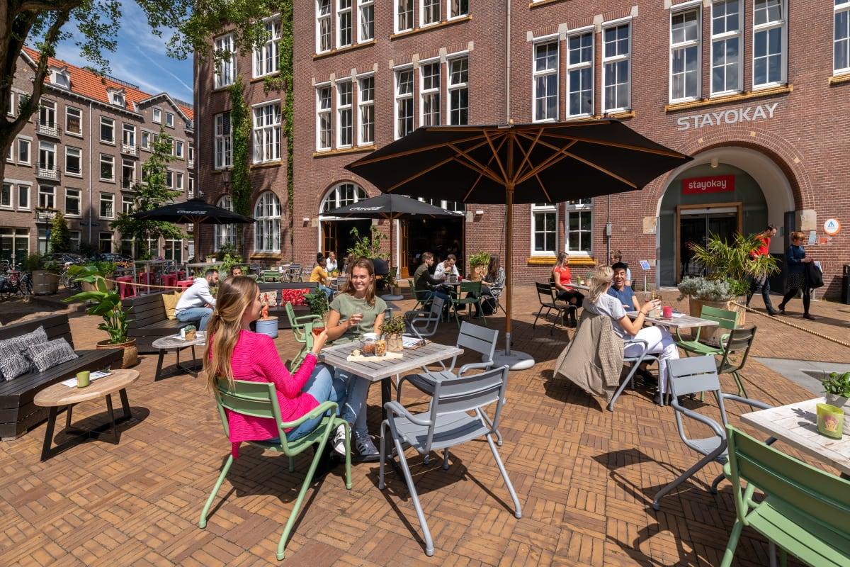 Stayokay Amsterdam Oost, Amsterdam, Netherlands