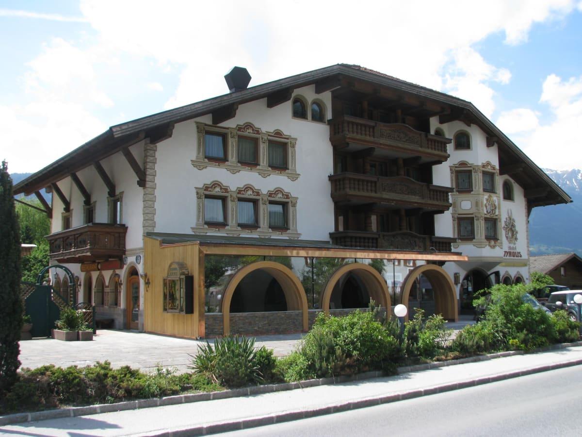 Hotel Tyrolis in Innsbruck, Austria, Austria