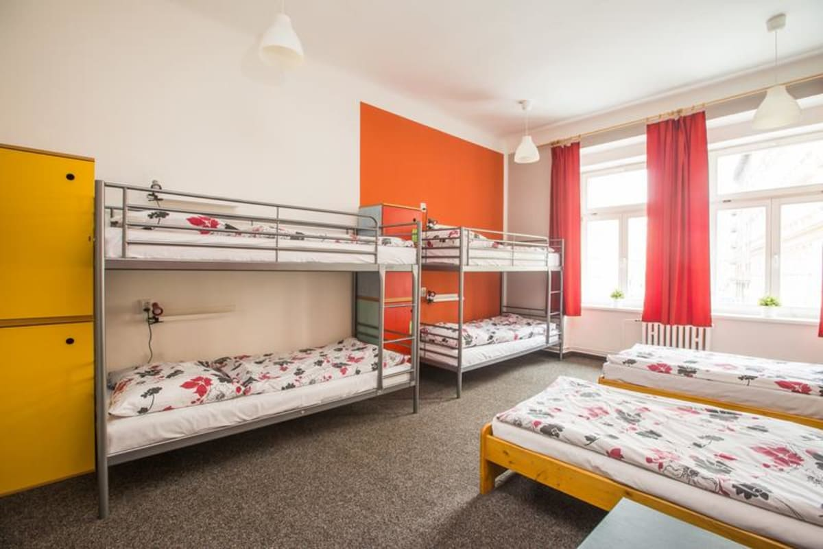 Advantage Hostel, Prague, Czech Republic hostel