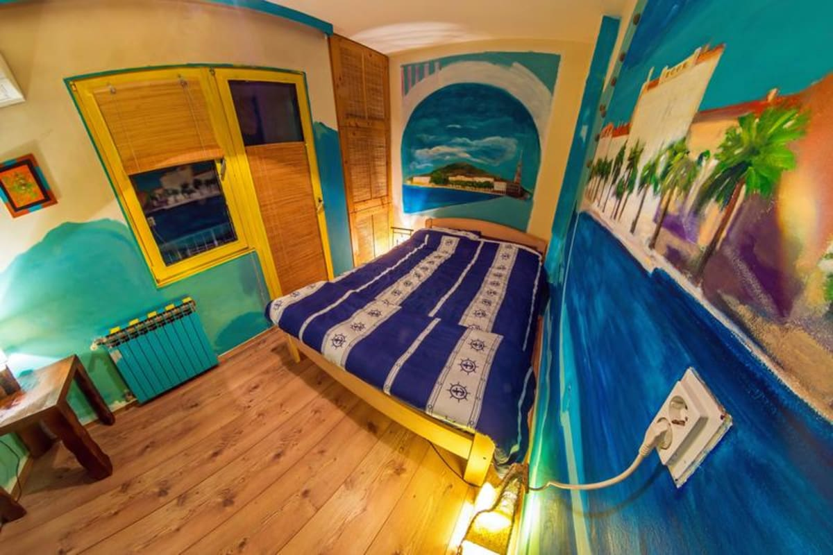 Hostel Mali Mrak Zagreb, Zagreb, Croatia