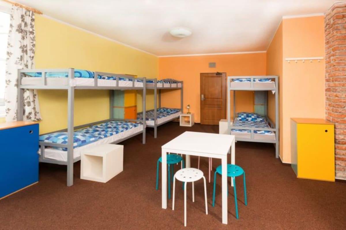 Hostel DownTown, Prague, Czech Republic