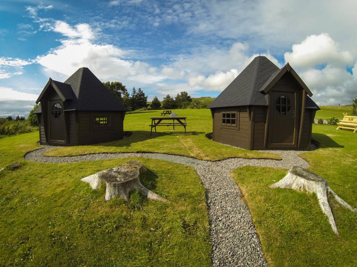 Skyewalker Hostel, Isle of Skye, Scotland hostel