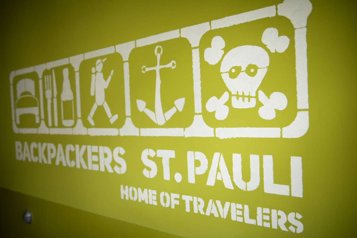 Backpackers St. Pauli, Hamburg, Germany