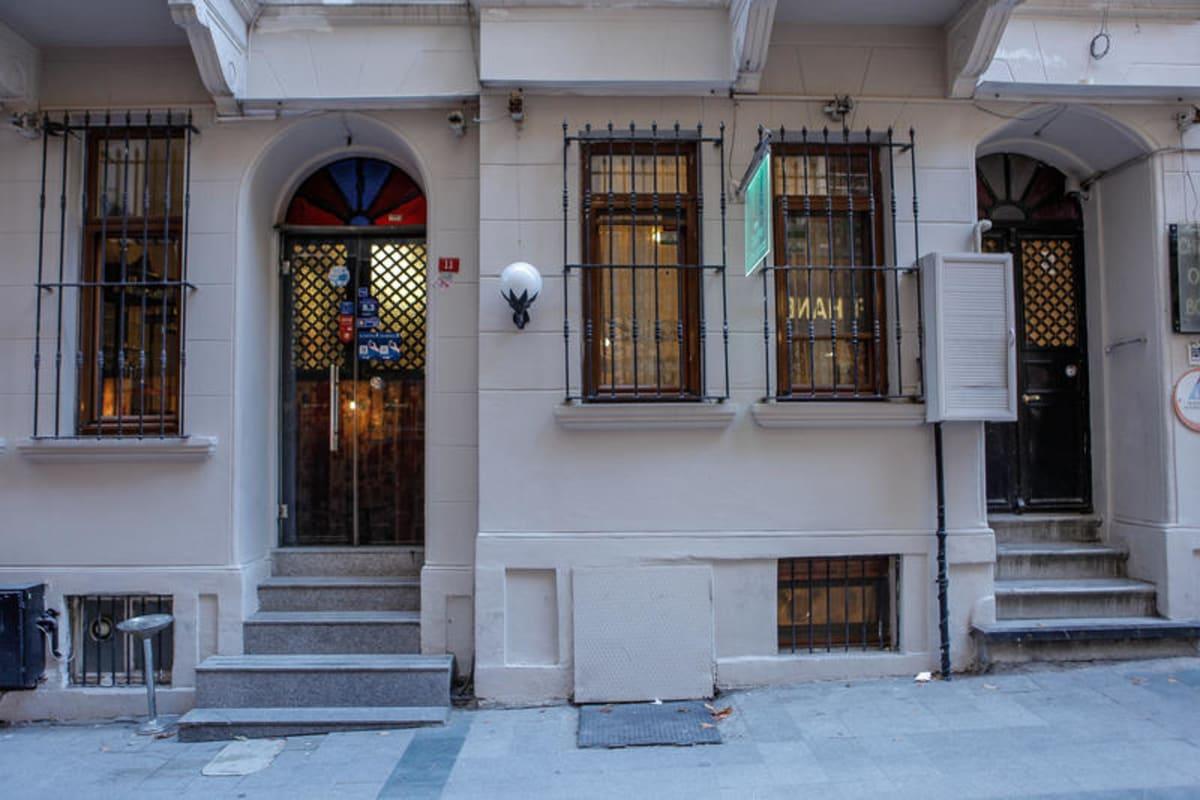 Chambers of the Boheme, Istanbul, Turkey