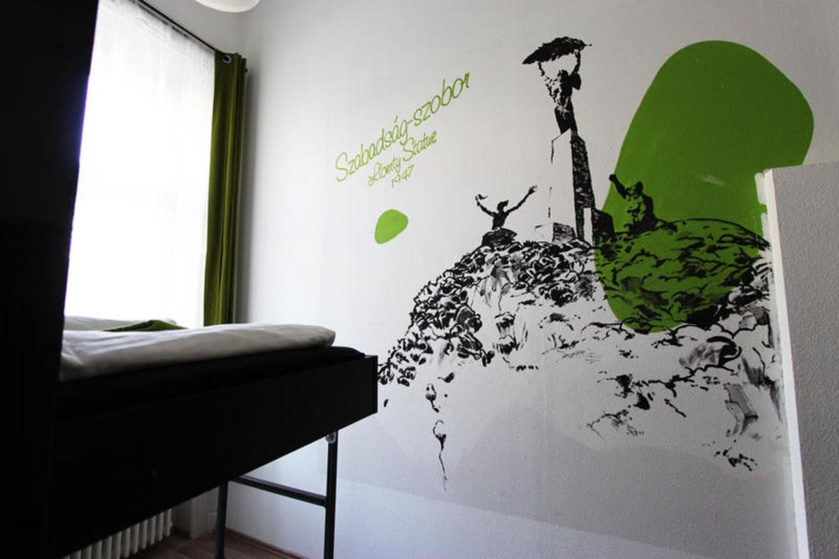 Adagio Hostel 1.0 Oktogon, Budapest, Hungary hostel