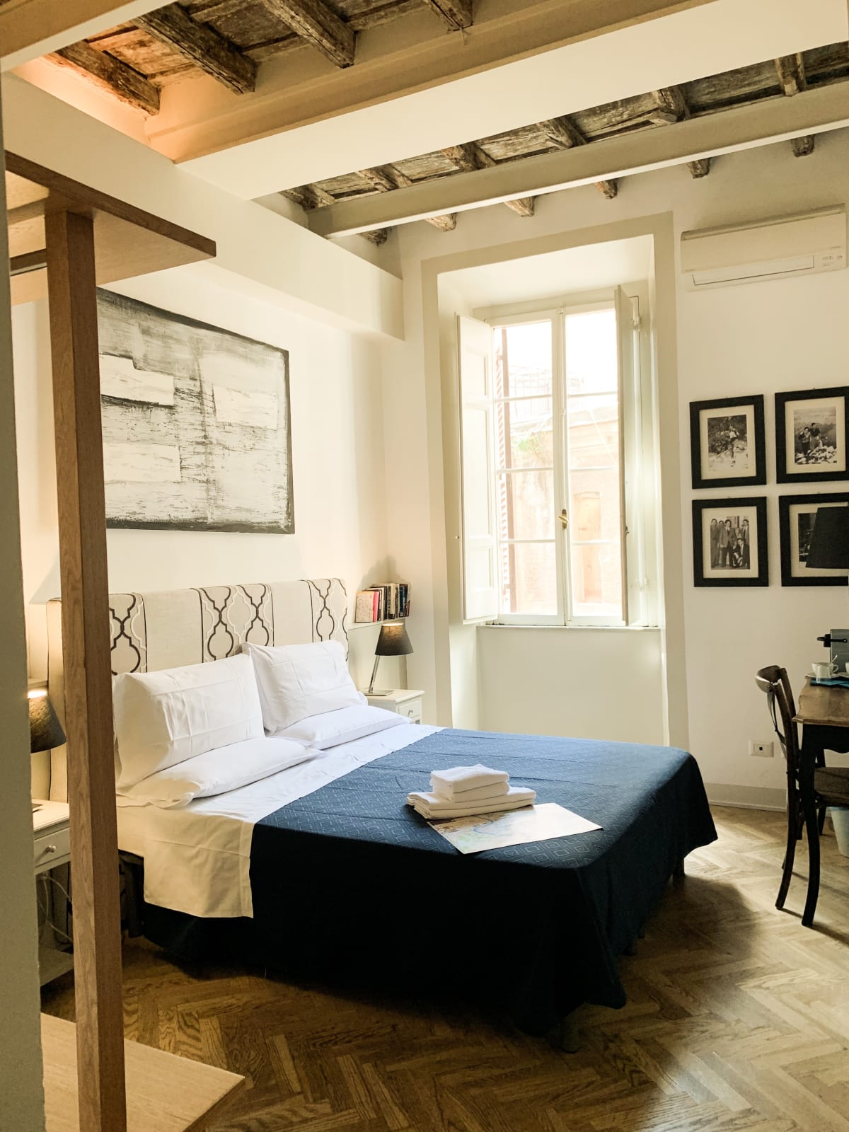 Blue Hostel in Rome, Italy, Italy