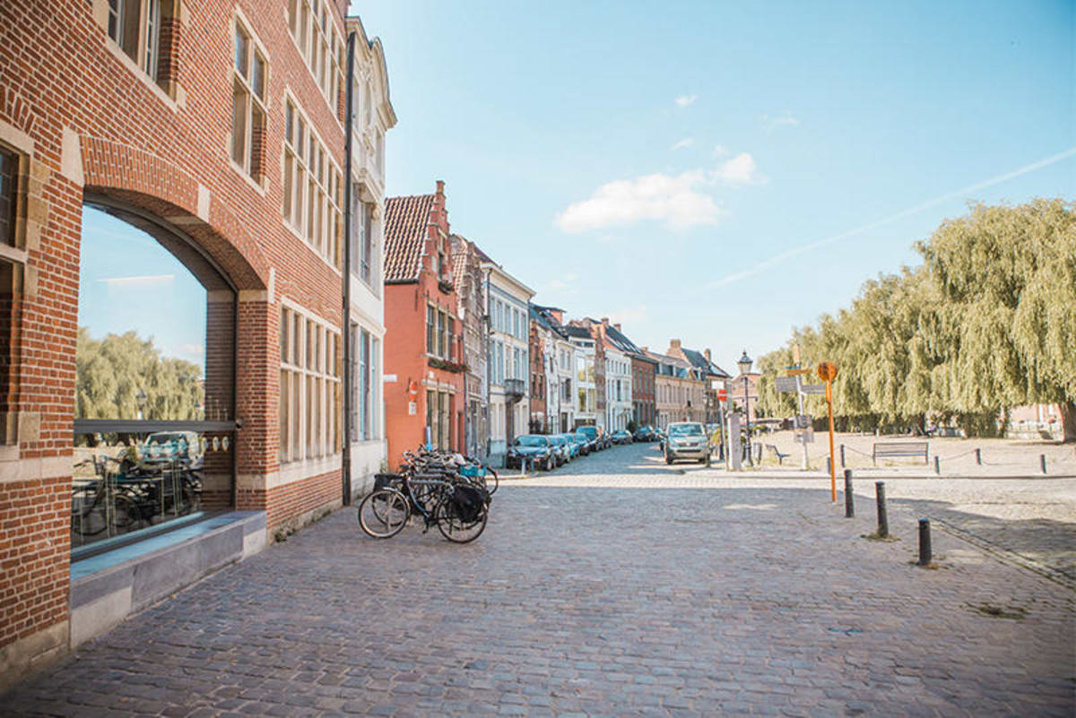 HI De Draecke Gent, Ghent, Belgium