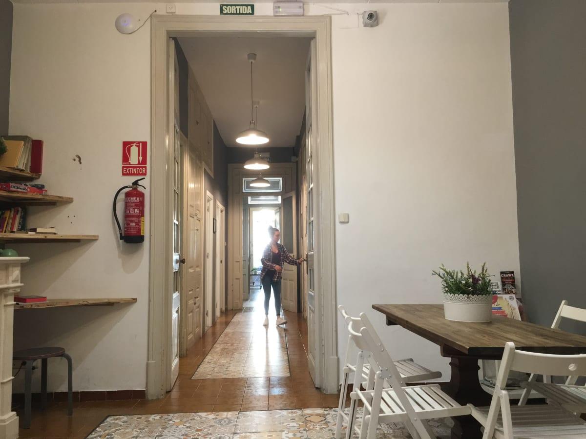 Sweet BCN Youth Hostel, Barcelona, Spain