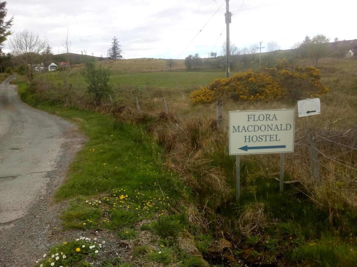 Flora Macdonald Hostel, Isle of Skye, Scotland hostel